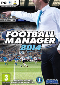 Gra Football Manager 2014 (PC)