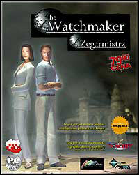 Okładka The Watchmaker (2001) (PC)