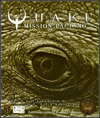 Quake Mission Pack No. 2: Dissolution of Eternity [PC]