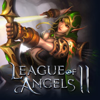 Game League of Angels II (WWW) Cover