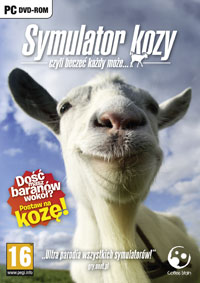Gra Goat Simulator (PC)