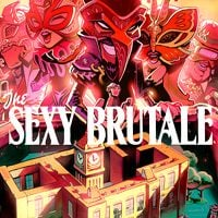 The Sexy Brutale Game Box
