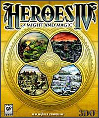 Okładka Heroes of Might and Magic IV (PC)