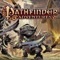 Okładka Pathfinder Adventures (PC)