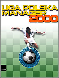 Game Liga Polska Manager 2000 (PC) Cover