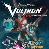 Okładka DreamWorks Voltron VR Chronicles (PS4)