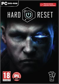 Hard Reset Game Box