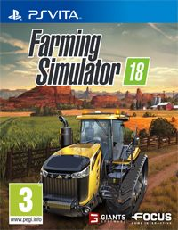 Game Farming Simulator 18 (3DS) Cover