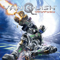 Game Vanquish (X360) Cover