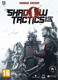 Shadow Tactics: Blades of the Shogun [PC]