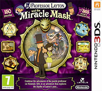 Professor Layton and the Miracle Mask [3DS]
