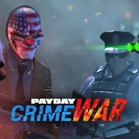 Game PayDay: Crime War (iOS) Cover
