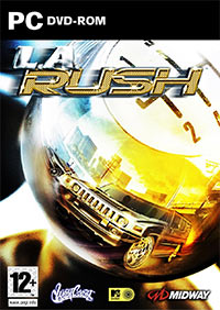 L.A. Rush Game Box