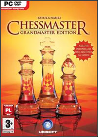 Okładka Chessmaster: Grandmaster Edition (PC)