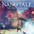 game Nanotale: Typing Chronicles