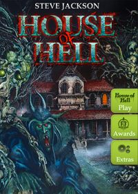 Game Fighting Fantasy: House of HelI (iOS) Cover