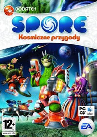 Gra Spore: Galactic Adventures (PC)