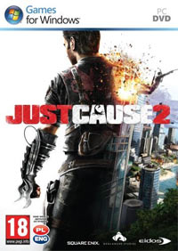 Just Cause 2 ok�adka