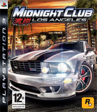 Midnight Club: Los Angeles (2008) PS3 - BlaZe