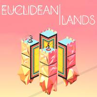 Game Euclidean Lands (iOS) Cover