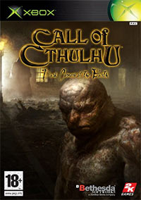 Game Call of Cthulhu: Dark Corners of the Earth (PC) Cover