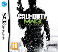 Game Call of Duty: Modern Warfare 3 (X360) Cover