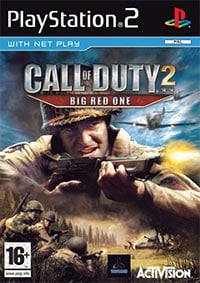 Call of Duty 2: Big Red One [PS2]