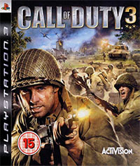 Call of Duty 3 (2007) PS3 - P2P