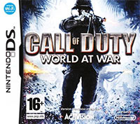 Game Call of Duty: World at War (X360) Cover
