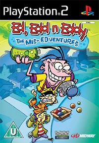 Gra Ed, Edd n Eddy: The Mis-Edventures (PS2)
