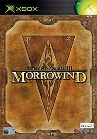 Game The Elder Scrolls III: Morrowind (PC) Cover