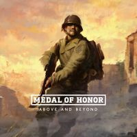 Medal of Honor: Above and Beyond Game Box