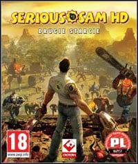 Okładka Serious Sam HD: The Second Encounter (PC)