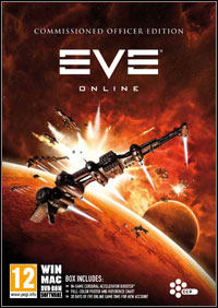EVE Online Game Box