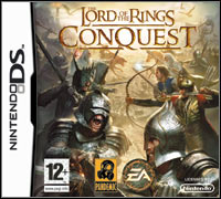 Game The Lord of the Rings: Conquest (X360) Cover