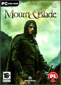 Mount & Blade Game Box