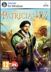 Okładka Patrician IV: Conquest by Trade (PC)