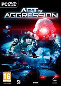 Game Act of Aggression (PC) Cover