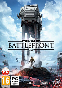 Star Wars: Battlefront Game Box