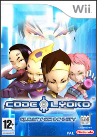 Code Lyoko Game Box