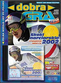 Game Ski Jump Challenge 2002 (PC) Cover
