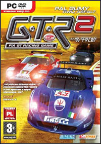 Gra GTR 2 FIA GT Racing Game (PC)