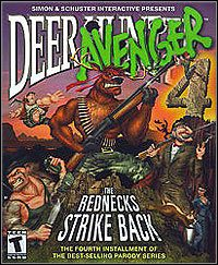 Gra Deer Avenger 4: The Rednecks Strike Back (PC)