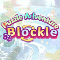 Game Puzzle Adventure Blockle (Switch) Cover