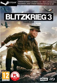 Game Blitzkrieg 3 (PC) Cover