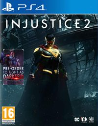 Game Injustice 2 (PC) Cover