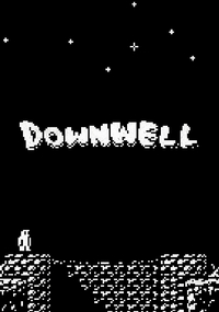 Game Downwell (iOS) Cover