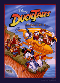 DuckTales Remastered ok�adka