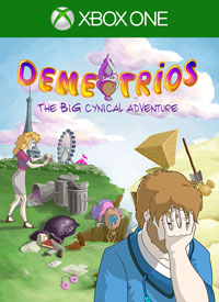 Game Demetrios: The BIG Cynical Adventure (PC) Cover