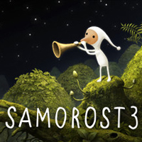 Samorost 3 Game Box